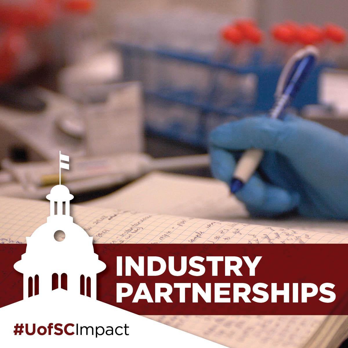 Industry Partners #UofSCImpact