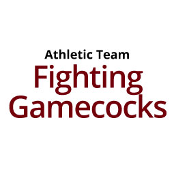 Infographic: Athletic Team: Fighting Gamecocks