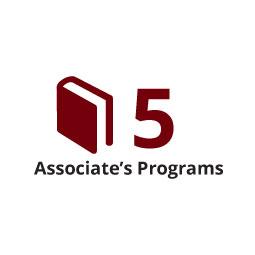 Infographic: 5 Associate Programs