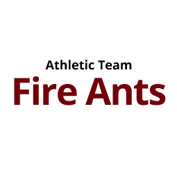 Infographic: Athletic Team: Fire Ants